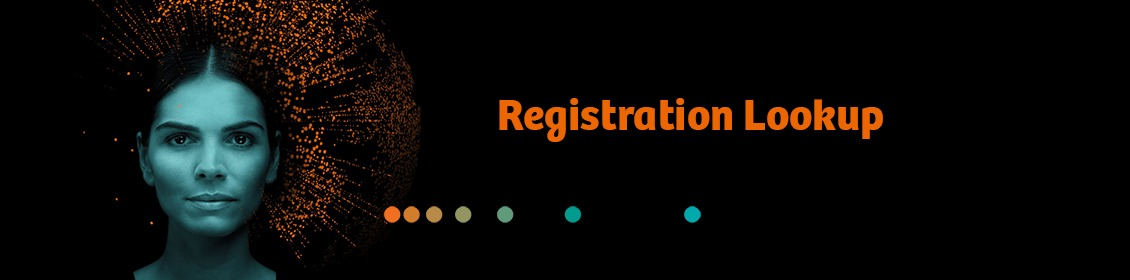 Registration Lookup